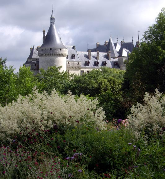 Image: Castle of Chaumont.